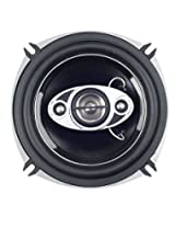 "BOSS Audio P55.4C Phantom 300-watt 4 way auto 5.25"" Coaxial Speaker"