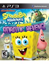 SpongeBob SquarePants: Plankton's Robotic Revenge (PS3)