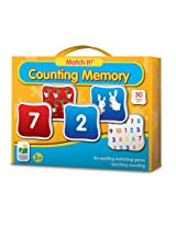 The Learning Journey Match It! Counting Memory