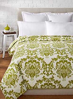 Amity Home Damask Duvet Cover