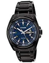 Citizen Analog Blue Dial Men's Watch - AW0024-58L