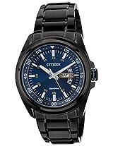 Citizen Analog Blue Dial Men's Watch - AW0024-58L