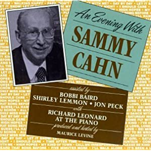 ♪An Evening With/Sammy Cahn | 形式: CD