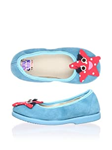 Chuches Kid's Star Flat (Turquoise)