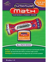 Leap Frog Turbo Twist Math Cartridge, Grades 1 & 2
