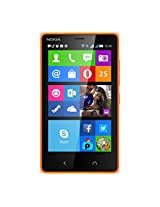 Nokia X2 (Dual SIM, Orange)