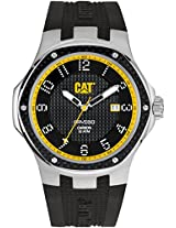 Caterpillar Analogue Black Dial Men's Watch - A5.141.21.111