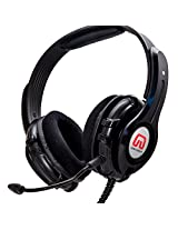 GamesterGear Cruiser PC210-I USB Gaming Headset with Bass Quake (OG-AUD63090)