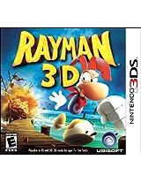 Rayman 3D (Nintendo 3DS) (NTSC)