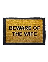 Beware of the Wife Doormat
