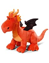 Nici Standing Dragon, Red/Black (40cm)