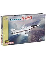 Dragon Models Grumman X-29 Experimental Aircraft, Scale 1/144