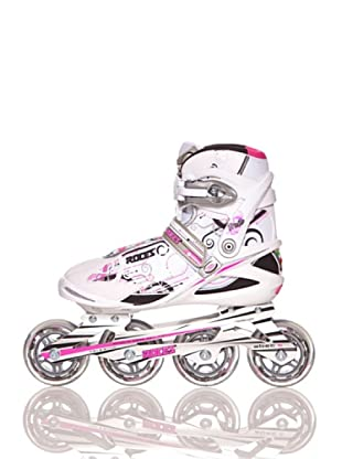Roces Patines Trails (Blanco / Rosa)