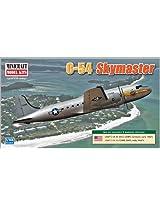 Minicraft Models C-54 Skymaster USAAF, USAFE, MATS 1/144 Scale