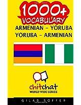 1000+ Armenian - Yoruba, Yoruba - Armenian Vocabulary