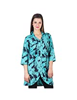 Ayaany Printed Multi Cotton Casual KURTI for Women