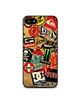 Jagzee Skateboard Logos Cover Case For IPhone 6