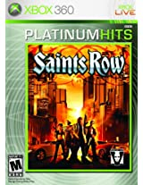 Saints Row - Platinum Hits (Xbox 360)