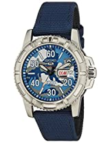 Seiko 5 Sports Analog Blue Dial Men's Watch - SRP223K2