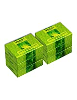 Vaadi Herbals Alluring Neem Tulsi Soap with Vitamin E and Tea Tree Oil, 75gms x 6