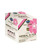 Garden of Life Wild Rose 12 Day Herbal D-Tox Kit