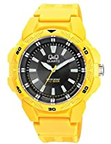 Q&Q Sporty Analog Watch-VR54J004Y