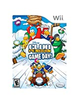 Disney Club Penguin Game Day for Nintendo Wii