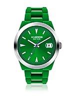 K&BROS Reloj 9541 (Verde)