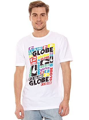 Globe Camiseta Matrix (Blanco)