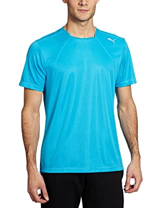 Puma T-Shirt Multi Poly (blue danube)