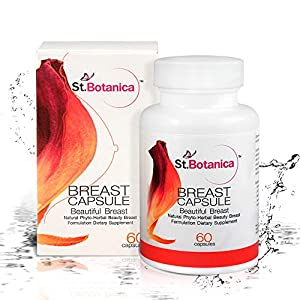 StBotanica Pueraria Mirifica Breast Enlargement Supplements - Breast Nutrition - Health Supplements by EMMBROS OVERSEAS
