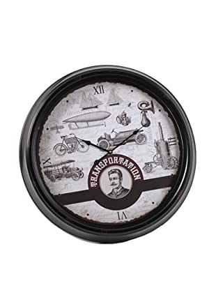 Amadeus Reloj Viajero 63 cm Metal