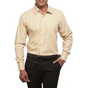 Copperline Men's Formal Stripes Shirt - CPL0667