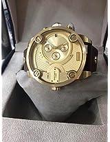 Diesel Golden Dialler Watch