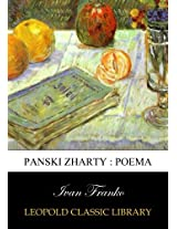 Panski zharty : poema