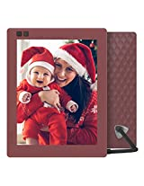 Nixplay Seed W08D 8-inch WiFi Digital Photo Frame (Mulberry)