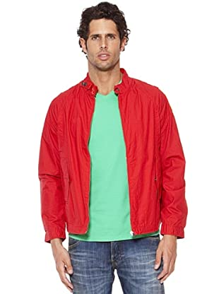 Andy Warhol by Pepe Jeans Chaqueta Colorpack (Rojo)