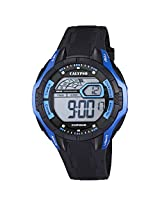 Calypso Digital Grey Dial Men Watch - K5616/2