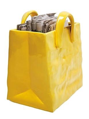 Kare Revistero Handbag Amarillo