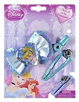 Disney Cinderella On Blue Bow Hair Accessories