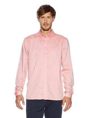 Solid! Camisa Casual (Rosa)
