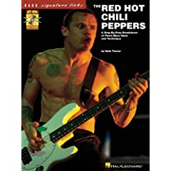 Red Hot Chili Peppers: A Step-By-Step Breakdown of Flea's Bass Style and Technique (Signature Licks)