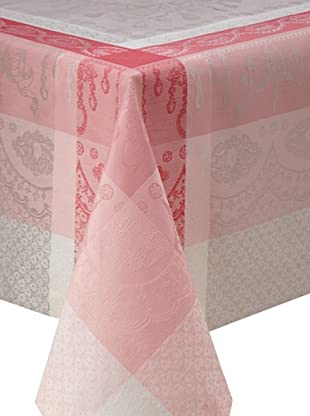 Garnier-Thiebaut Mathilde Tablecloth (Rose)