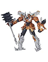 Catterpillar - Transformers Movie 4 Generations Leader Grim Lock, Multi Color