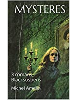ANTHOLOGIE MYSTERES ! (Blacksuspens t. 35) (French Edition)