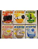 Elenco Jr Scientist Combo Pack Of 6 Different Physical Science Experiment Kits