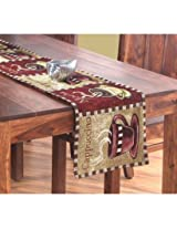 My Nest Home Ornamental Design Table Runner