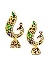 Spargz Bollywood Style Designer Earring Jhumki For Women