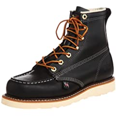 Thorogood 6 in Moc Toe Non-Safety: 814-6201