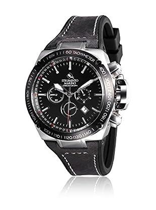 Strumento Marino Reloj Defender Chrono SM107L-SS-NR-NR